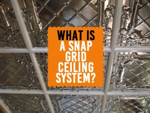 Snap Grid Ceiling System