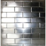 #Brick Tin/Metal Ceiling Tile