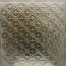"#MF2 Tin/Metal Ceiling Tile (24"" x 24"") ($1.69 sq. ft.)"