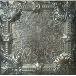 #136 Tin/Metal Ceiling Tile - Pebble Renaissance