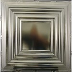 #115 Tin/Metal Ceiling Tile - Framed Gallery