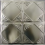 #118 Tin/Metal Ceiling Tile - Classic Four Diamond