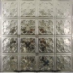#121 Tin/Metal Ceiling Tile - African Barbary