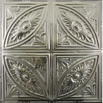 #124 Tin/Metal Ceiling Tile - Forever Eyes Design