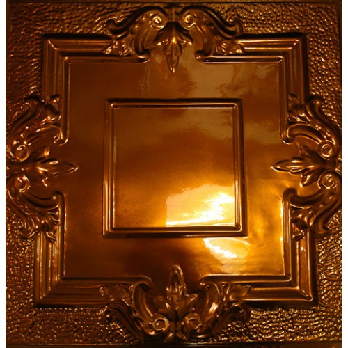 "#110 VICTORIAN MIRROR Tin/Metal Ceiling Tile (24"" x 24"") ($1.69 sq. ft.)"